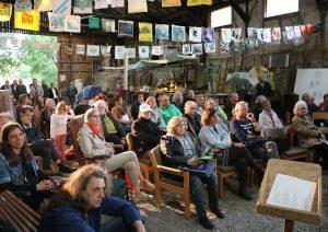 Full House im Sägewerk beim Kultursommer 2019 (c) Claus Schwing